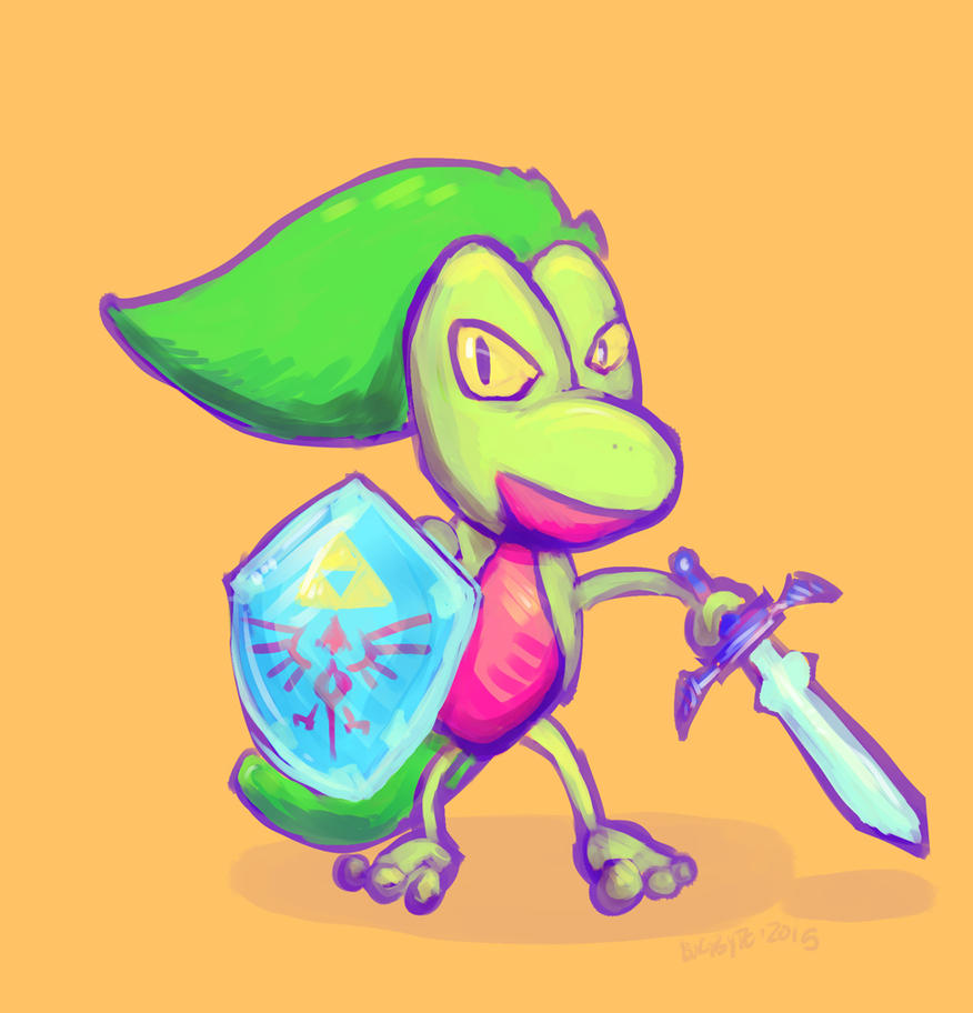 The Hero of Grass by bugbyte