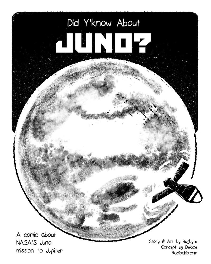 Did Y'Know About Juno? by bugbyte