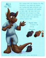 Create a Chio: Ali by bugbyte