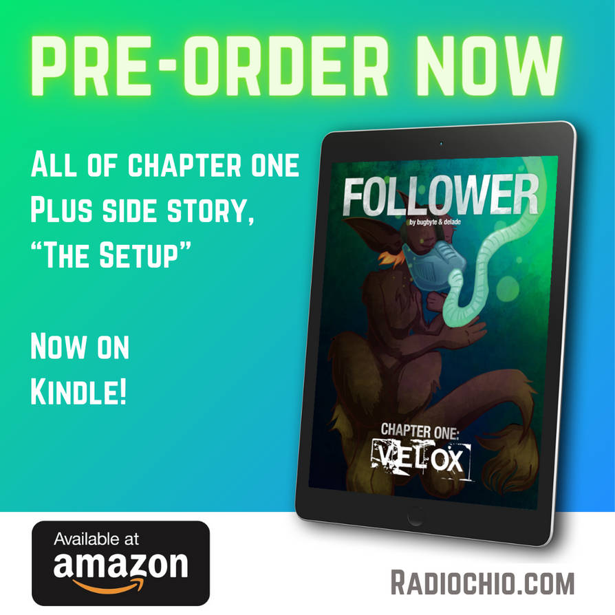 Follower Issue 1 on Kindle