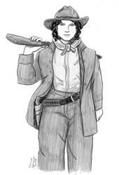 Charlie Neill, Buffalo Soldier