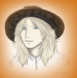 Joshua Love, teenage outlaw