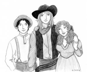 Three Little Outlaws