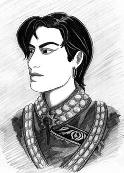 Keshari's Royal Portrait