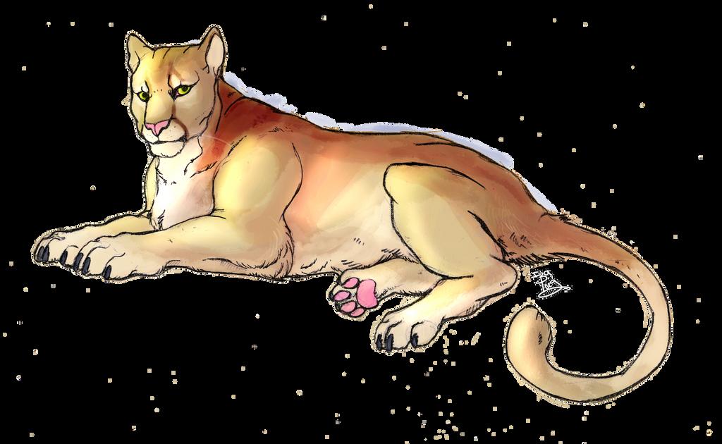 Puma by IzaPug