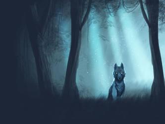 Florest Spirit by IzaPug