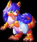C - Xeshaire Dino form