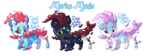 Mythfoxy - Marine Mania CLOSED