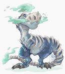 Ghost Dinocolor