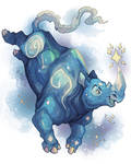 Cosmic Rhino