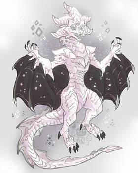 White Diamond Dragon