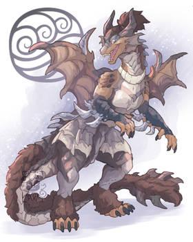 Sokka Dragon