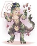 Toph Dragon