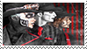 Steam Powered Giraffe Stamp by FogBlob