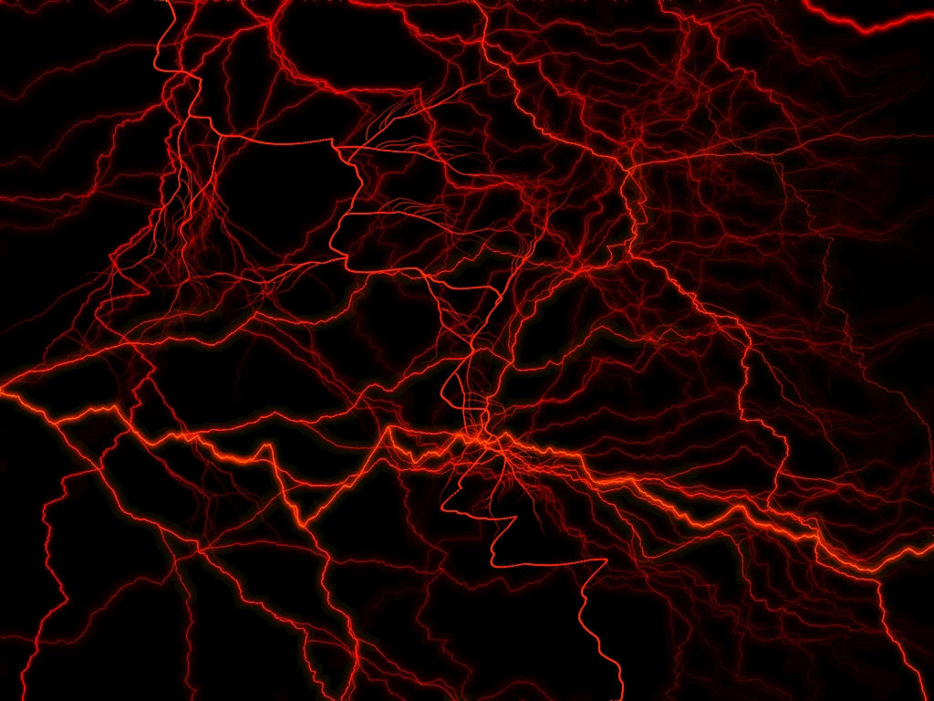 Red Lightning Backgrounds Main