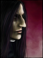 Just Snape by Patilda