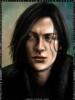 Regulus Black card by Patilda