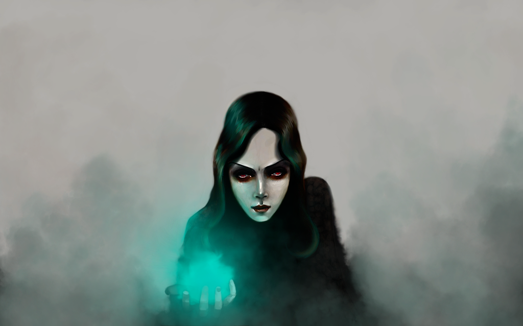 Mage by Patilda