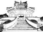 Manga background: Pagoda IIa by Iduna-Haya