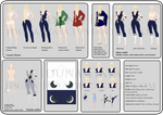 Sorena's Mega Super All-Inclusive Reference Sheet