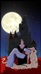 Not so Happily Ever After- Forever Sleeping Beauty by Iduna-Haya