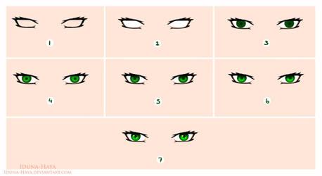 Eyes Tutorial by Iduna-Haya