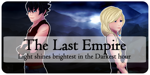 TLE Banner: Light shines brightest in the darkness by Iduna-Haya