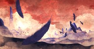 Birds of Paradise (print)