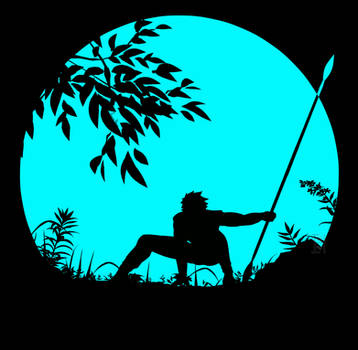 Moonlight Mission by Iduna-Haya