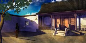 Temple Scene [practice]