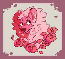 Steven Universe- Lion by RealSweater