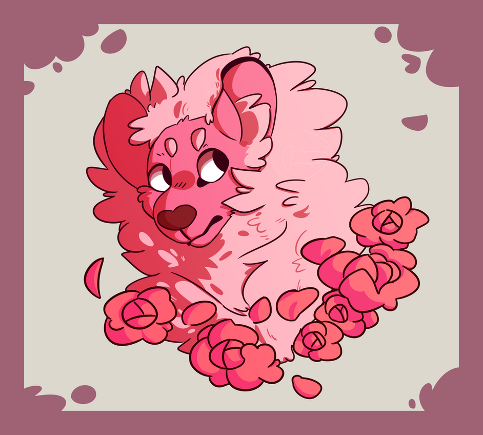 Woop it's Lion Me and a friend were talking about Steven Universe and I randomly decided to make a Lion lol