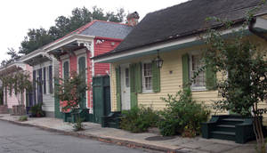 French Quarter Street by tobilou