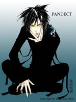 Pandect - The first Title page by morbidprince