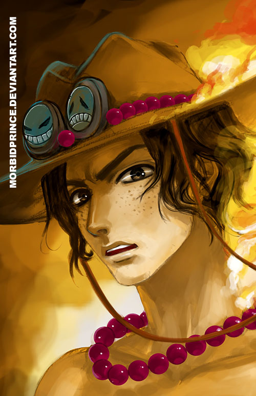Ace the Inferno by morbidprince
