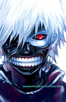 Kaneki by morbidprince