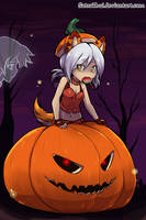 Iiris Halloween by SatraThai