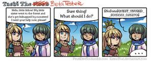 Taebi The BetaTester