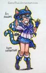Hello again from Akishina!~
