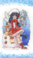 Merry Christmas! - 3/15 - Akishina / Lutie~ by SatraThai