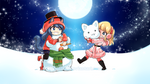 Merry Christmas! - 12/15 - Akishina / Snowcat