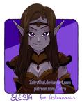 Portrait - Elesia