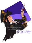 Portrait - Freya