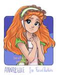 Portrait - Annabelle