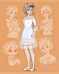 Sketchpage - Hayley