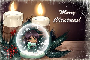 Merry Christmas! -1/12 - Sadie / Candles by SatraThai