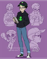Sketchpage - Andi