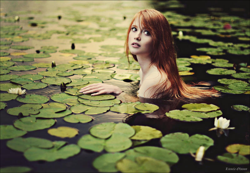 The WaterNymph by Vanilladisaster
