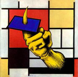 The Maxx vs The Mondrian -1- by Ezequielstein