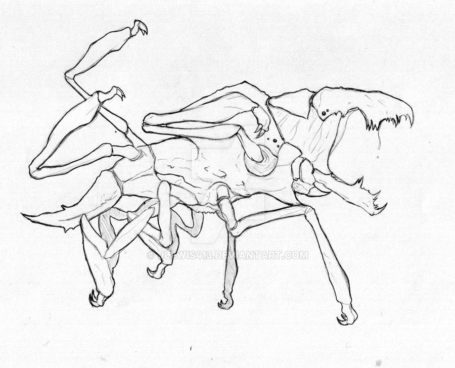 Parasite by jlewis413